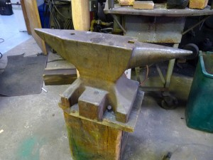 German Anvil