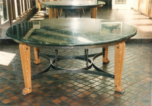 Dean Ladas dining table