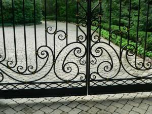 Jagger gate detail