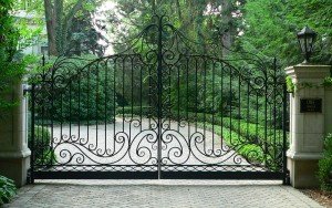 Jagger driveway gates