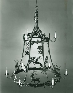 Bavarian Chandilier