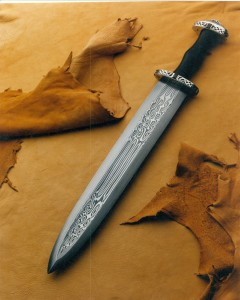 Sutton hoo test dagger