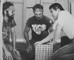 Scott, Kurt Lang, Shoji Yoshihara