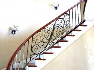 Spanish stairway