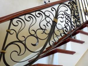 Spanish Stair panel