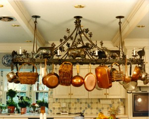 Cattle Kitchen rack