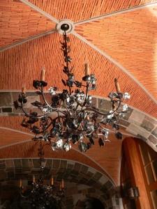 Cellar chandilier