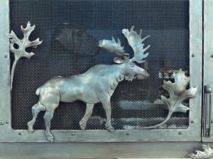 Moose detail