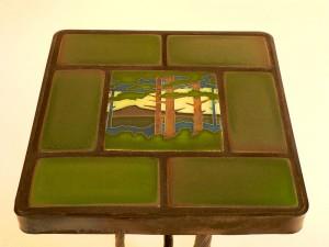 Motowi tiles end table top