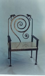 Persephone's Throne