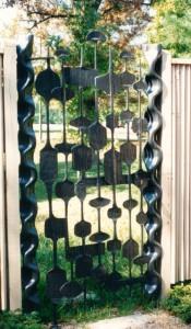 Williams garden gate