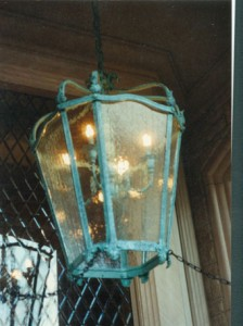 Exterior Lantern