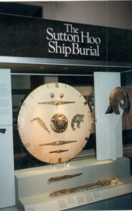 Sutton Hoo Display 1989