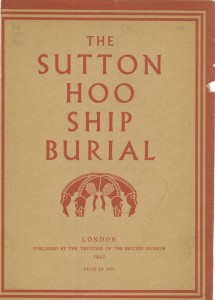 Sutton Hoo book cover