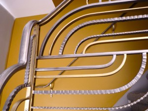 New Deco Railing