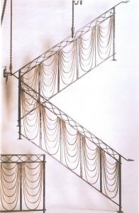 String of Pearls railing