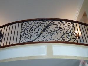 Spanish railing